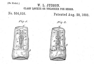 whitcomb l judson and the invention of the zipper Whitcomb l judson of usa is credited with inventing the zippera zipper is a device for temporarily joining two edges of fabric, luggage and other bags, sporting goods, camping gear and other daily use items.