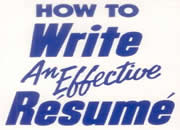 How to make your resume more effective?