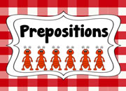 Example of Preposition