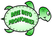 Example of Pronoun