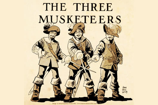 meaning of musketeers