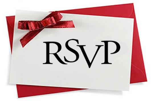 Meaning of rsvp knowledge for What does rsvp stand for on an invitation